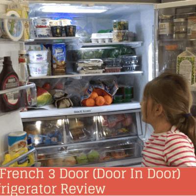 LG French Door Refrigerator With Door In Door Review