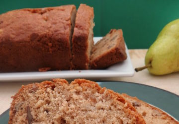 Spiced Pear Bread: Perfect Winter Recipe