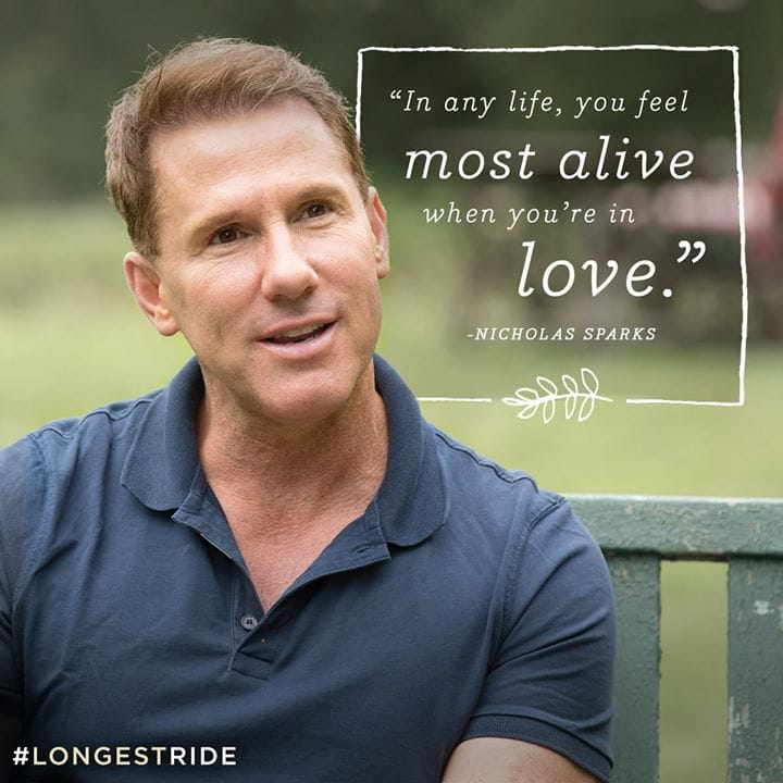 THE LONGEST RIDE with Scott Eastwood
