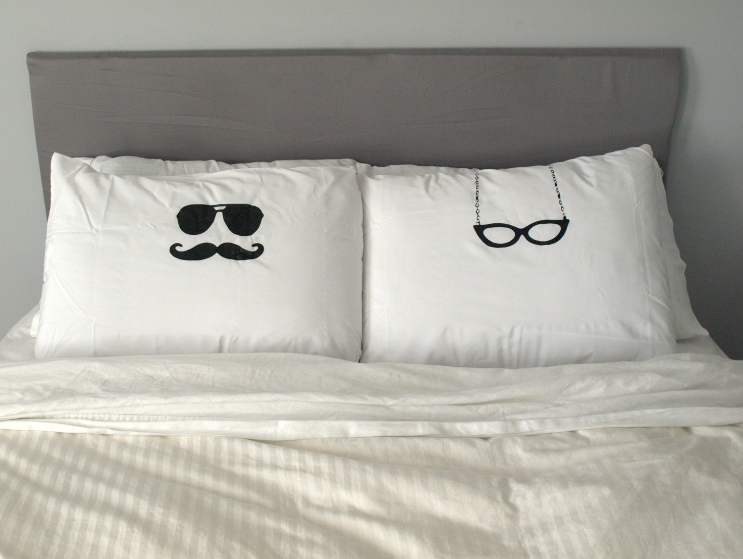 his-and-hers-pillows-cool-pillow-cases-glasses-unique-pillow