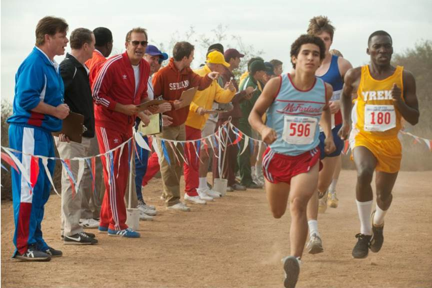 McFarland, USA runners