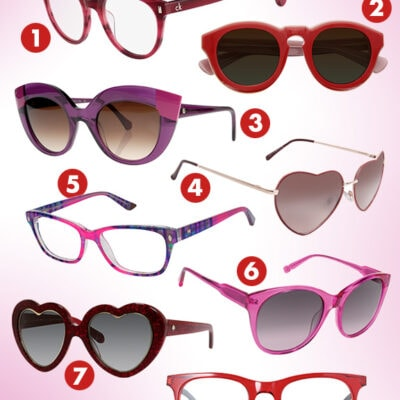 Eye Heart Glasses: Perfect For Valentine's Day