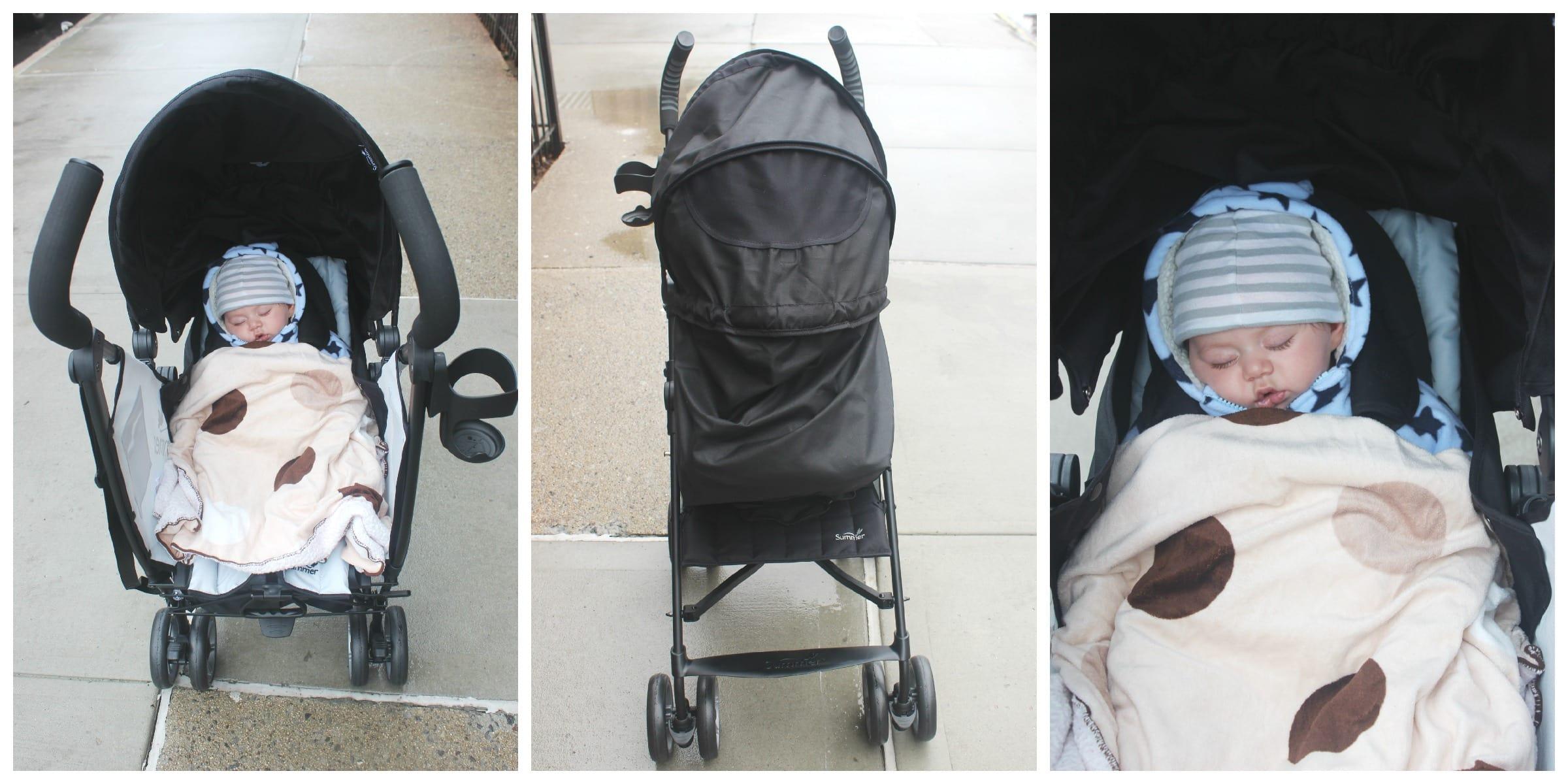 Newborn stroller reviews