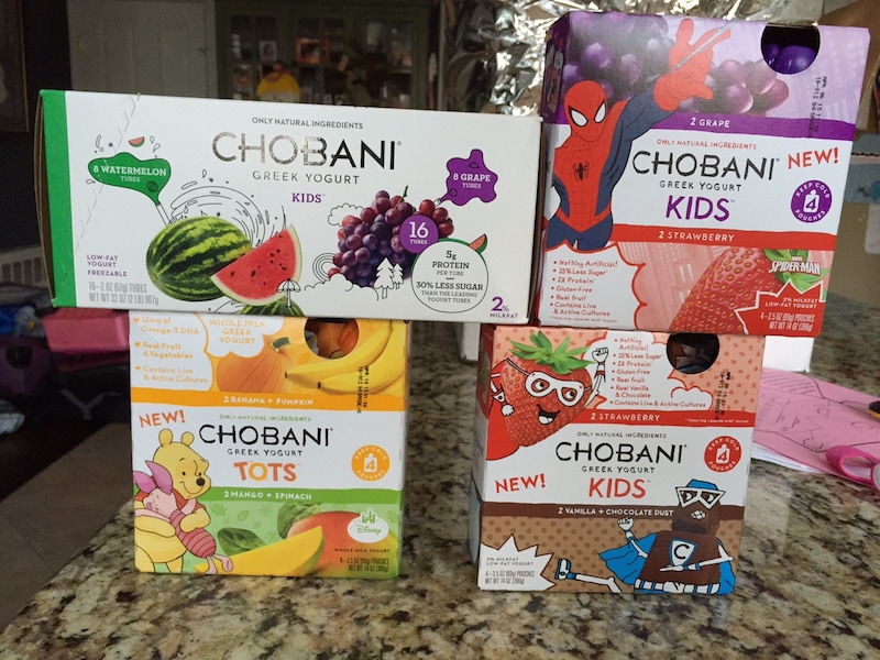 Chobani Greek Yogurt For Kids