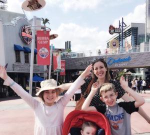 Universal Studios Islands of Adventure Family Vacation