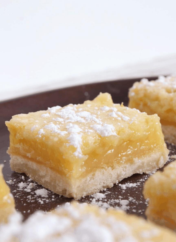 lemon dessert ideas