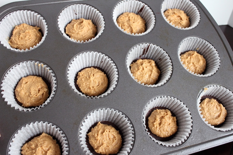 Peanut Butter Chocolate Cups Recipe