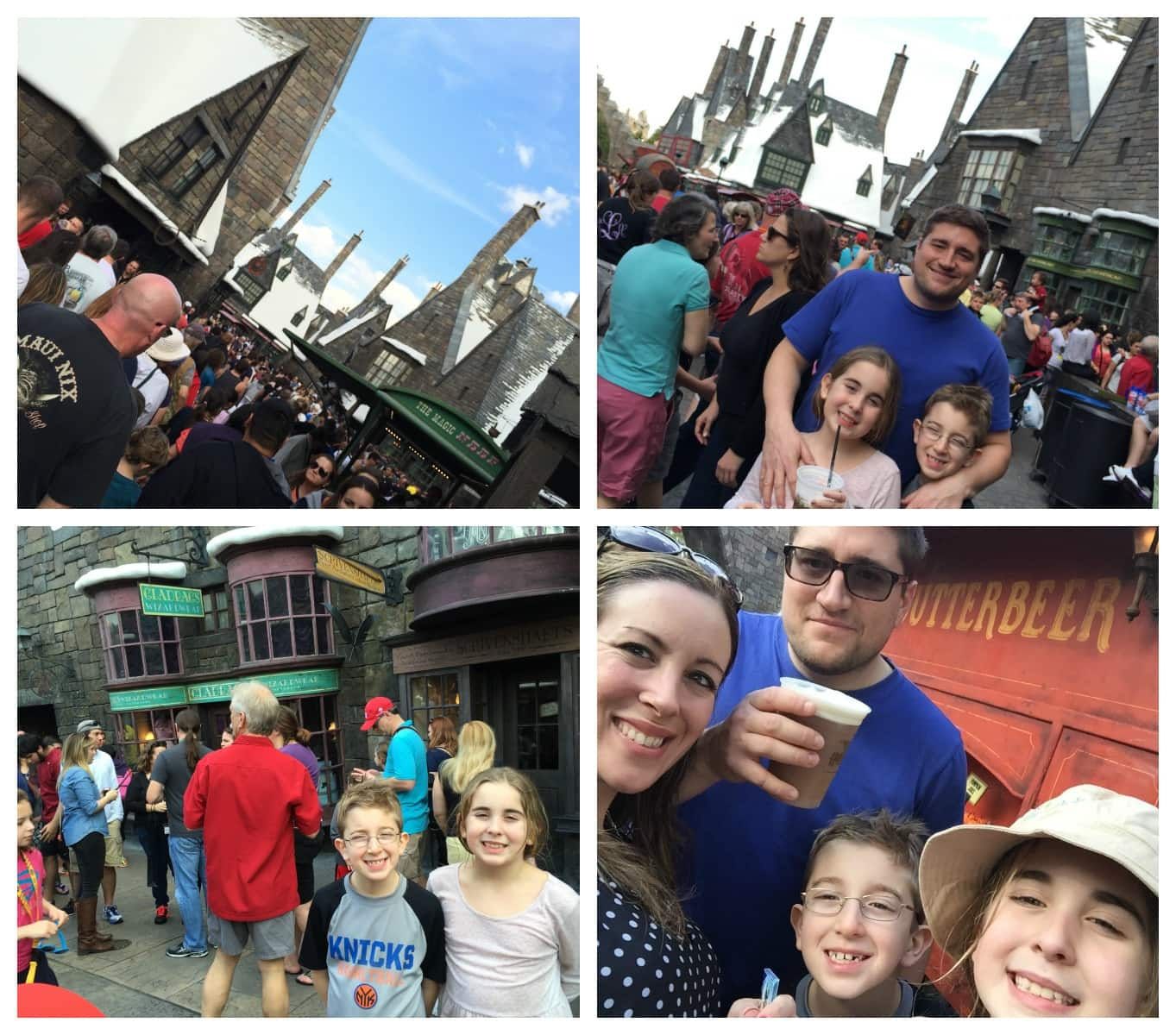 Universal Studios Islands of Adventure Family Vacation