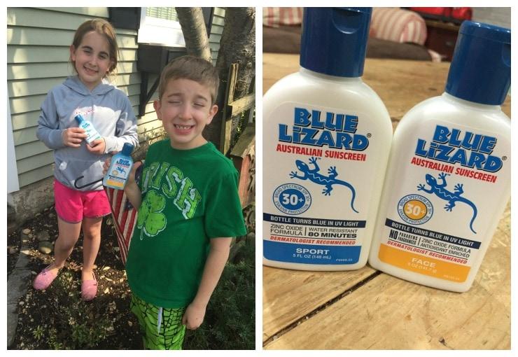 Blue Lizard Sunscreen 2 Collage