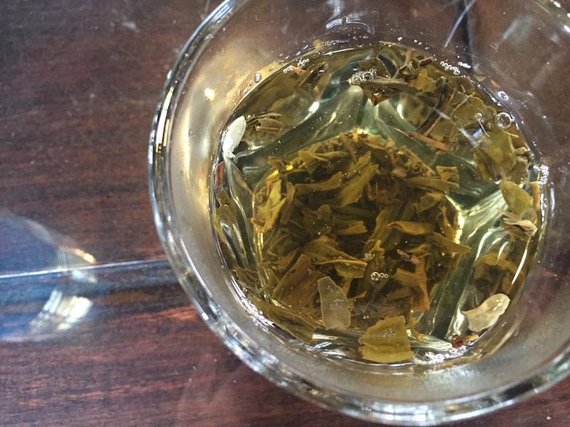 loose leaf tea in China