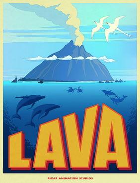 I Lava You Pixar Short