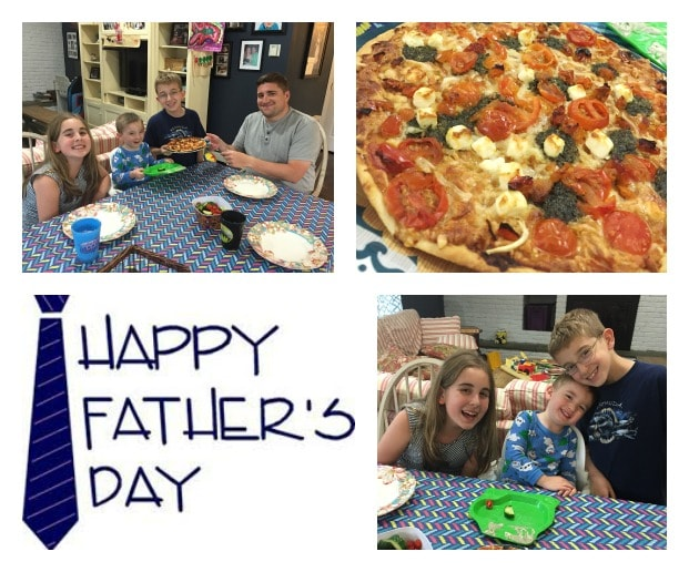 Ristorante Father's Day Ending