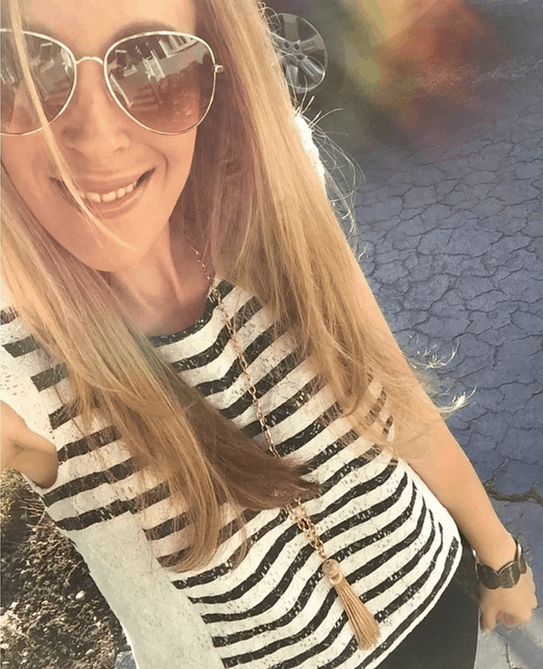 Lord and Taylor Kensie Lace Top