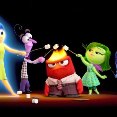 Disgust Is Shaped Like Broccoli And Other Fun Facts About Inside Out #InsideOutEvent