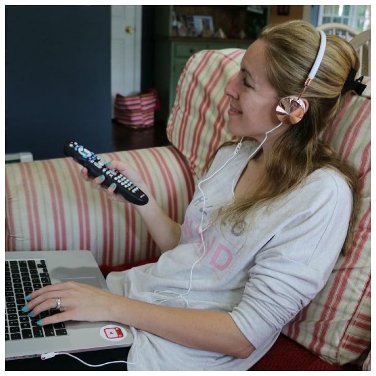 Verizon FiOS Custom TV Headphone Collage