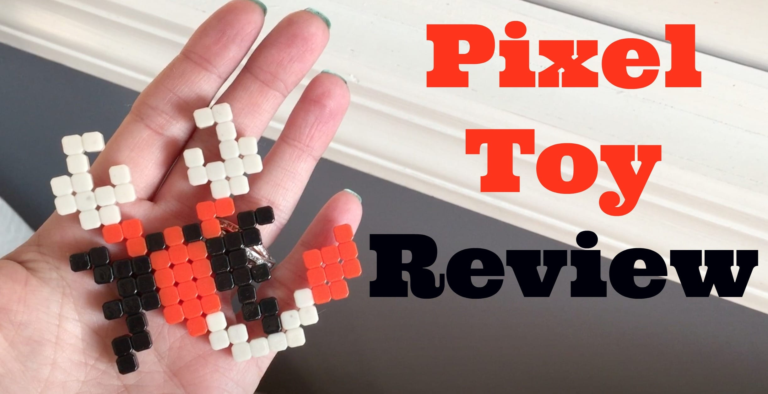Qixel Toy Review