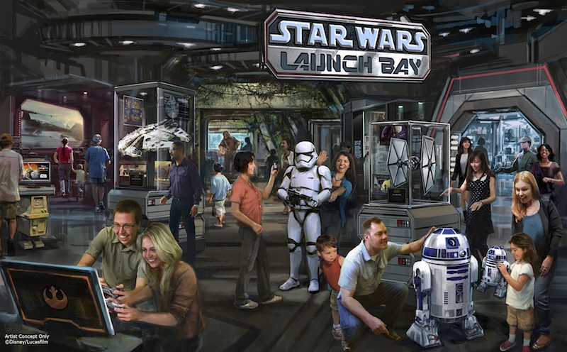 D23 Expo Disney Parks And Resorts Update 2015