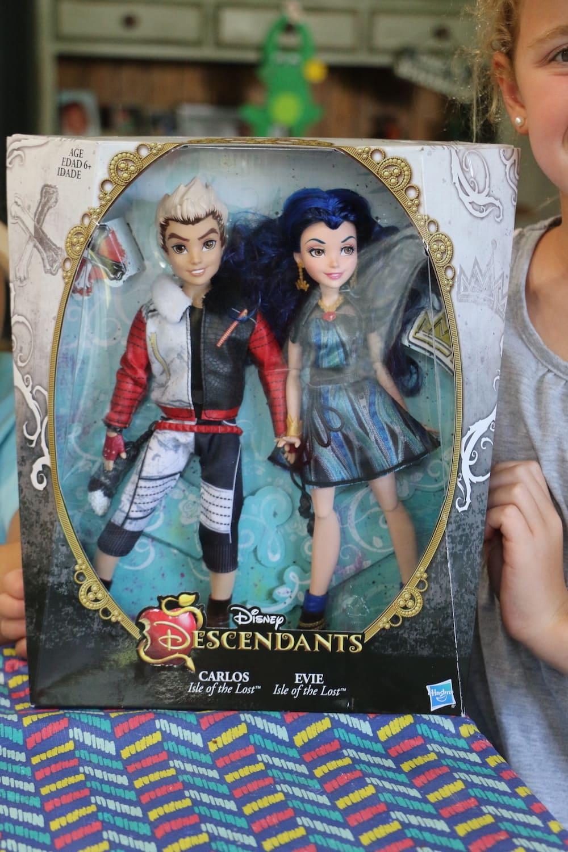 Disney's Descendants New Hasbro Doll Line Review - Descendant 2 Dolls