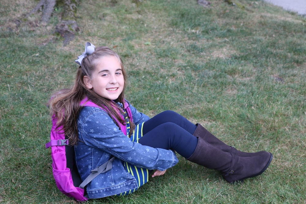 Lands End Back to School Outfits Kids
