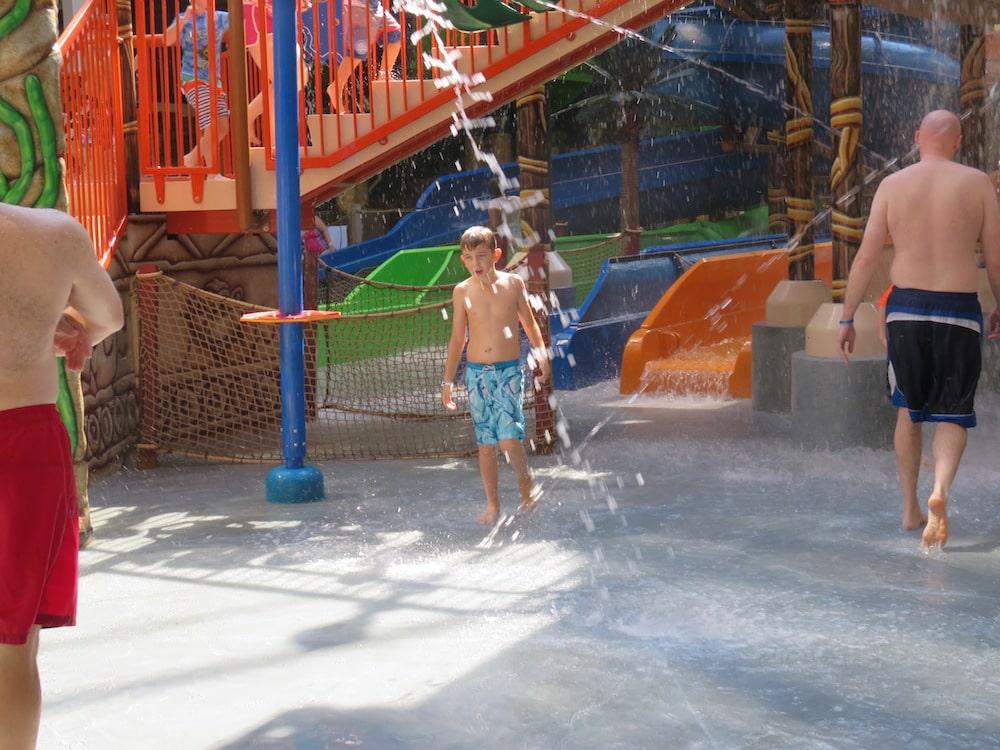 Kalahari Resorts Poconos Water Park