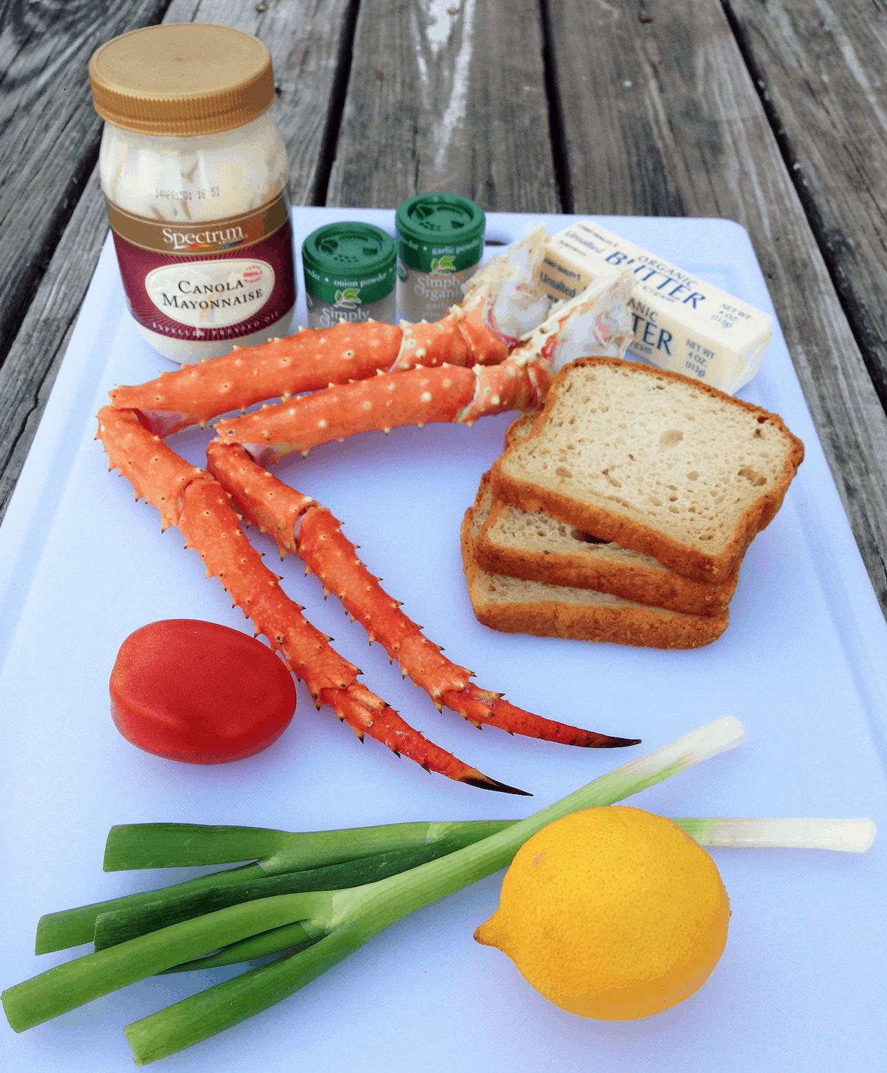 Crab Roll Recipe