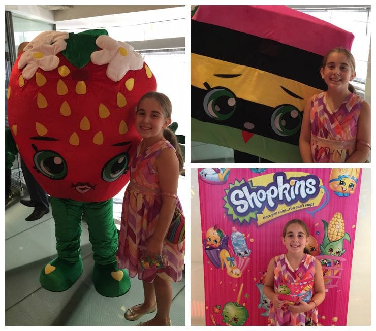 Toys R Us Shopkins Event -Shopkins Swapkins