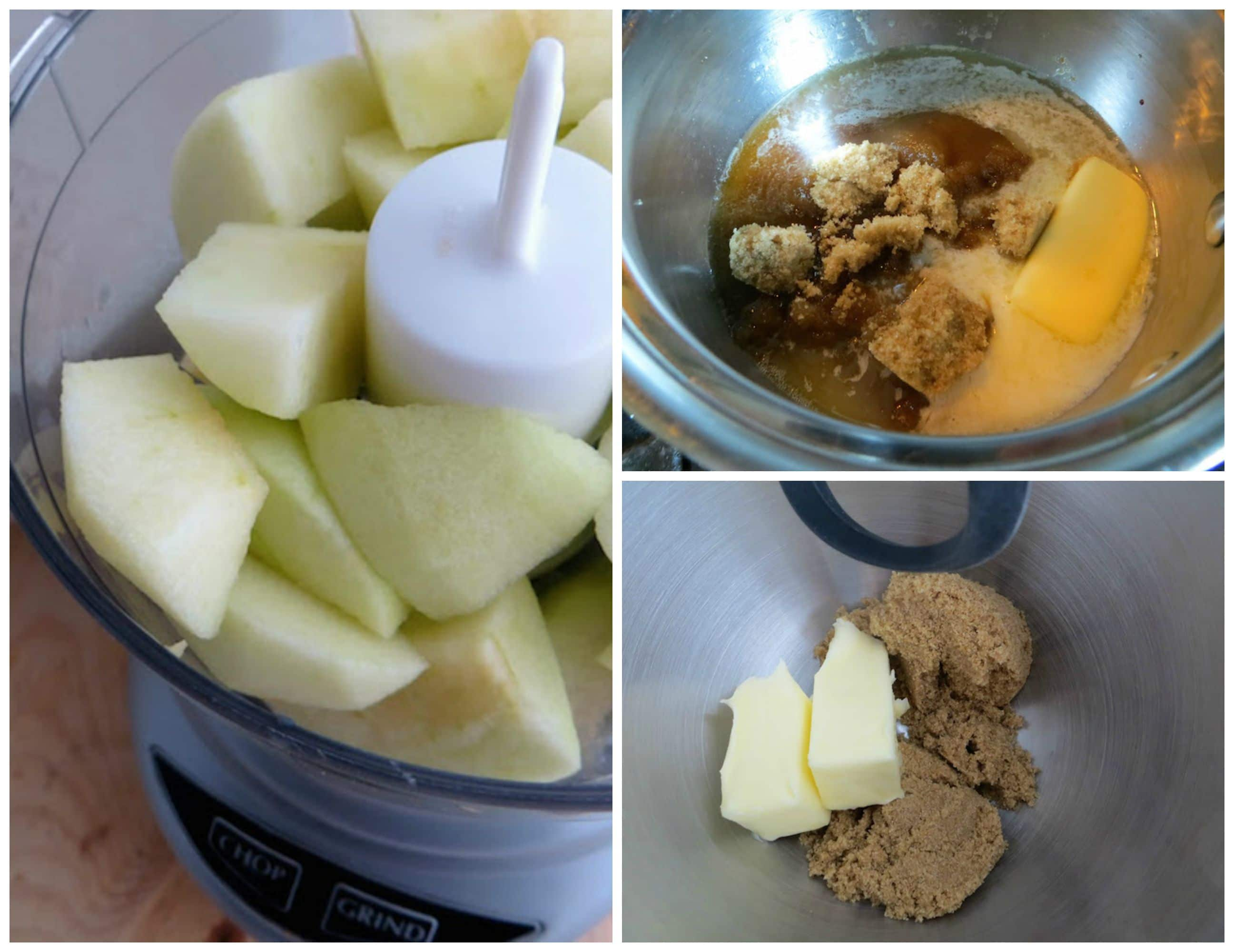 how to make Caramel apple cookies