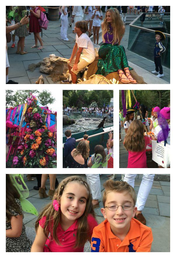 Ralph Lauren Children's Fashion Show 2015 Central Park Zoo