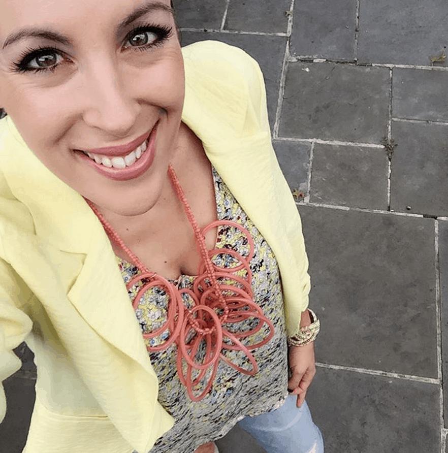 How To Wear A Yellow Blazer