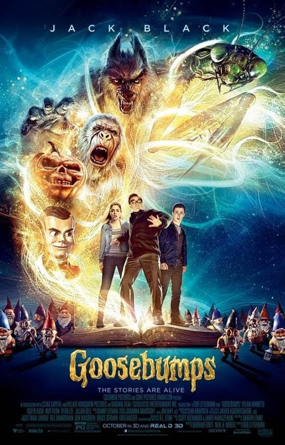 The Goosebumps Cast Interview