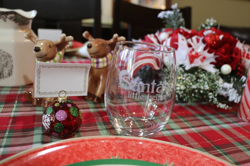 you have to think about the detail when catering to kids i found some really great pieces on wayfair that truly spruced up my holiday party keeping with - Wayfair Christmas