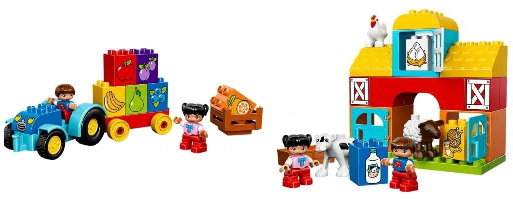 Lego MF Farm & Tractor