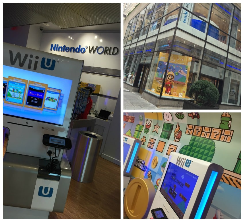Nintendo World NY Collage 2