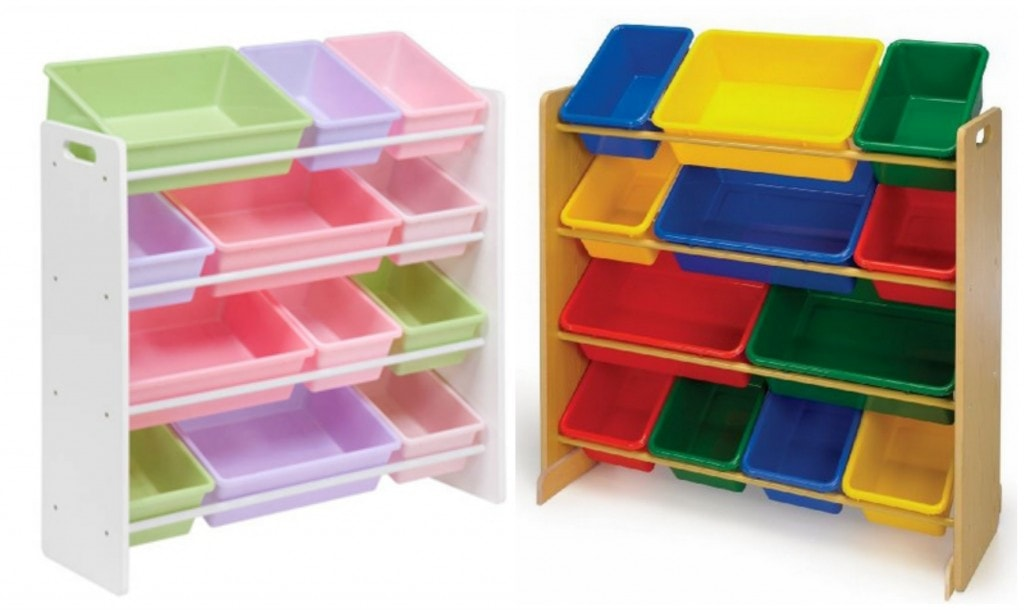 honey can do toy organizer