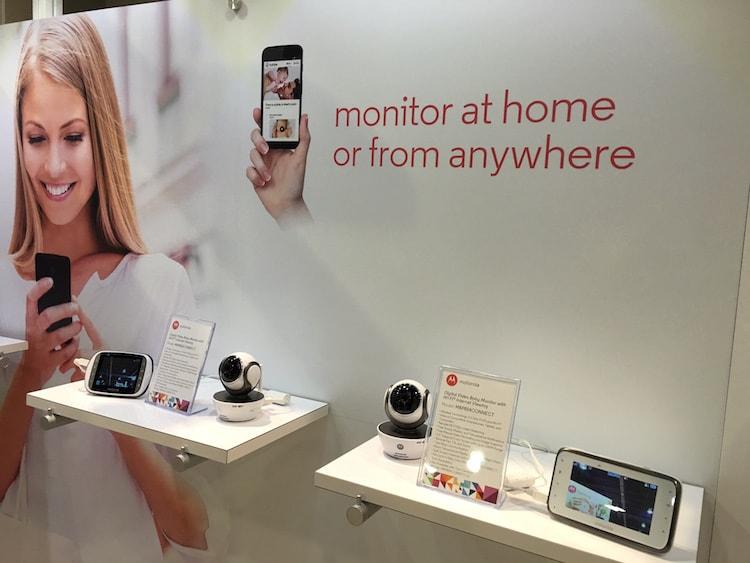 Motorola Baby Monitor 2