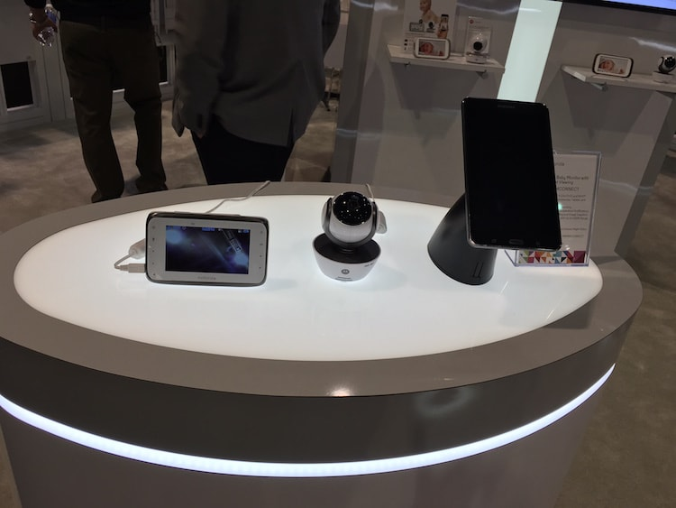 Motorola Baby Monitor 5