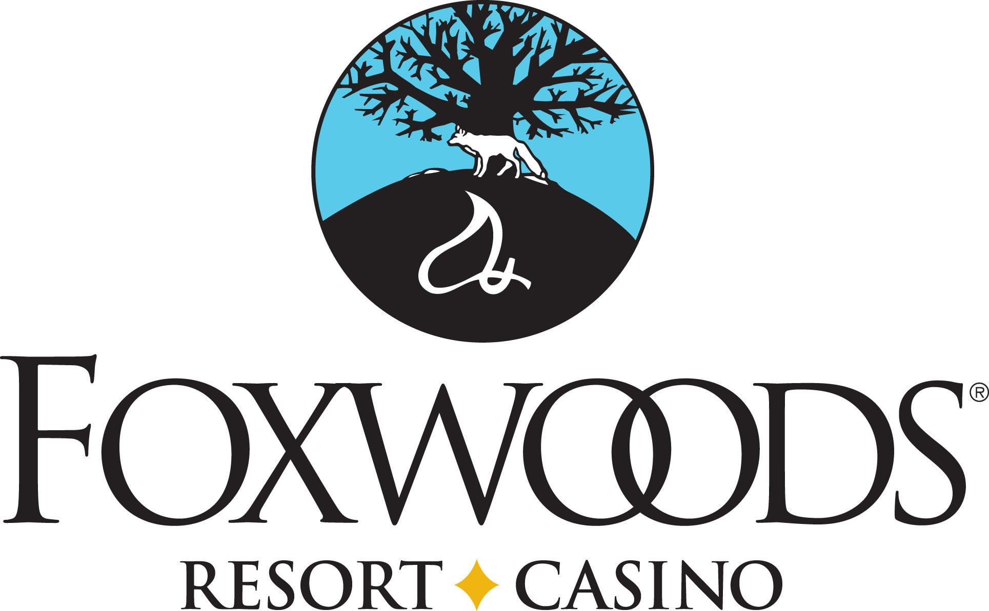 Foxwoods Logo (PRNewsFoto/Tanger Factory Outlet Centers, I)