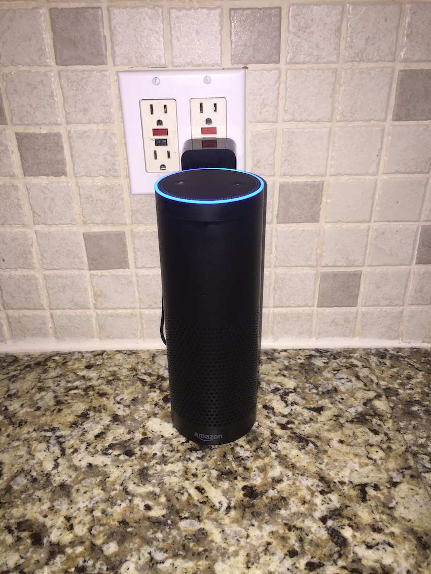 Amazon Echo Sears 2