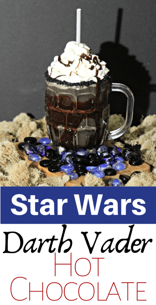 Star Wars Hot Chocolate drink