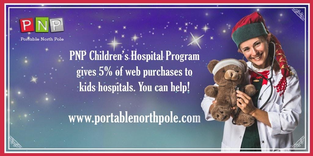 Portable North Pole Hospital Program
