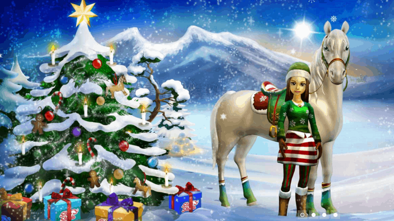 Star Stable Christmas