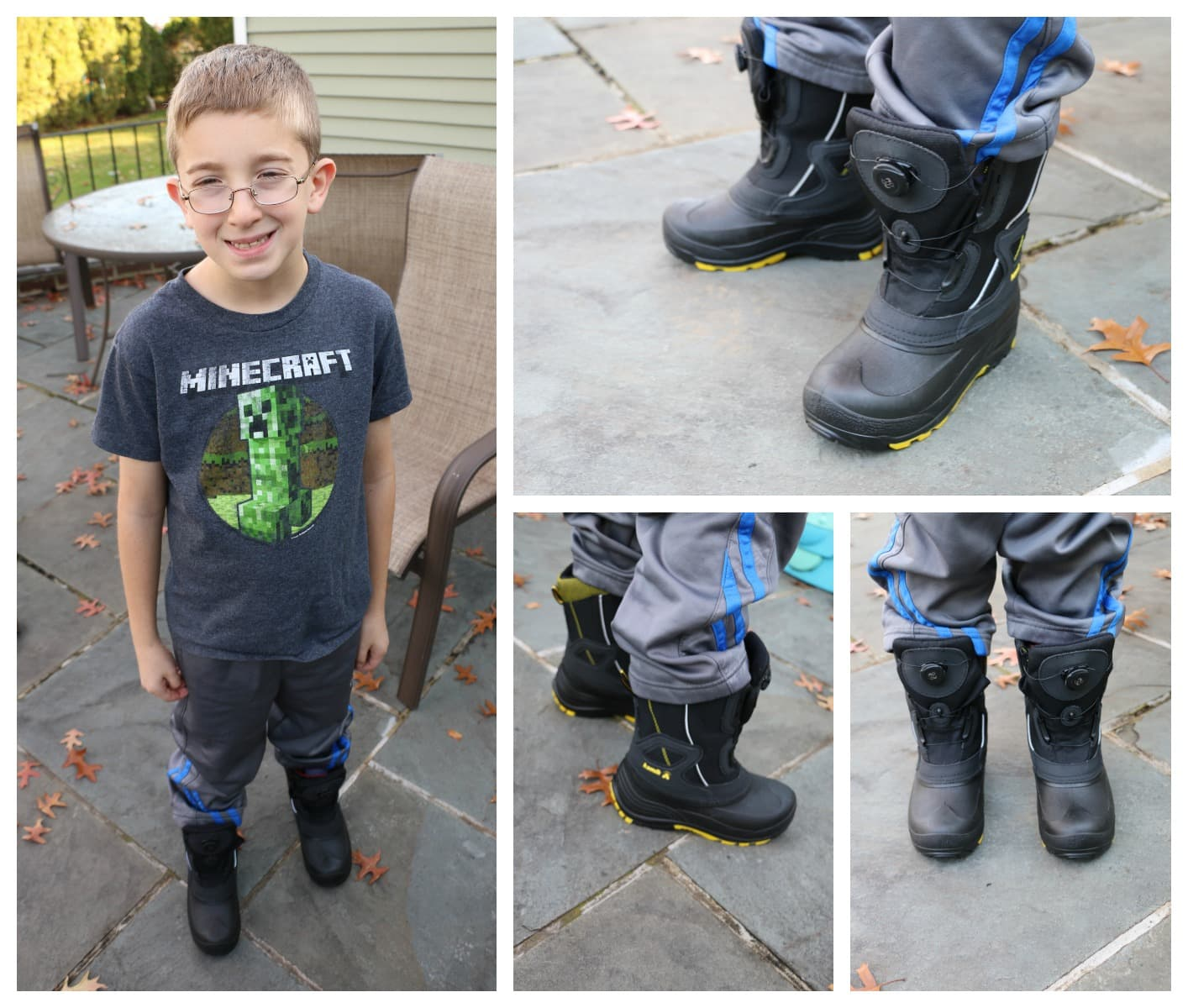 Kamik Rain And Snow Boots Are Great For Kids