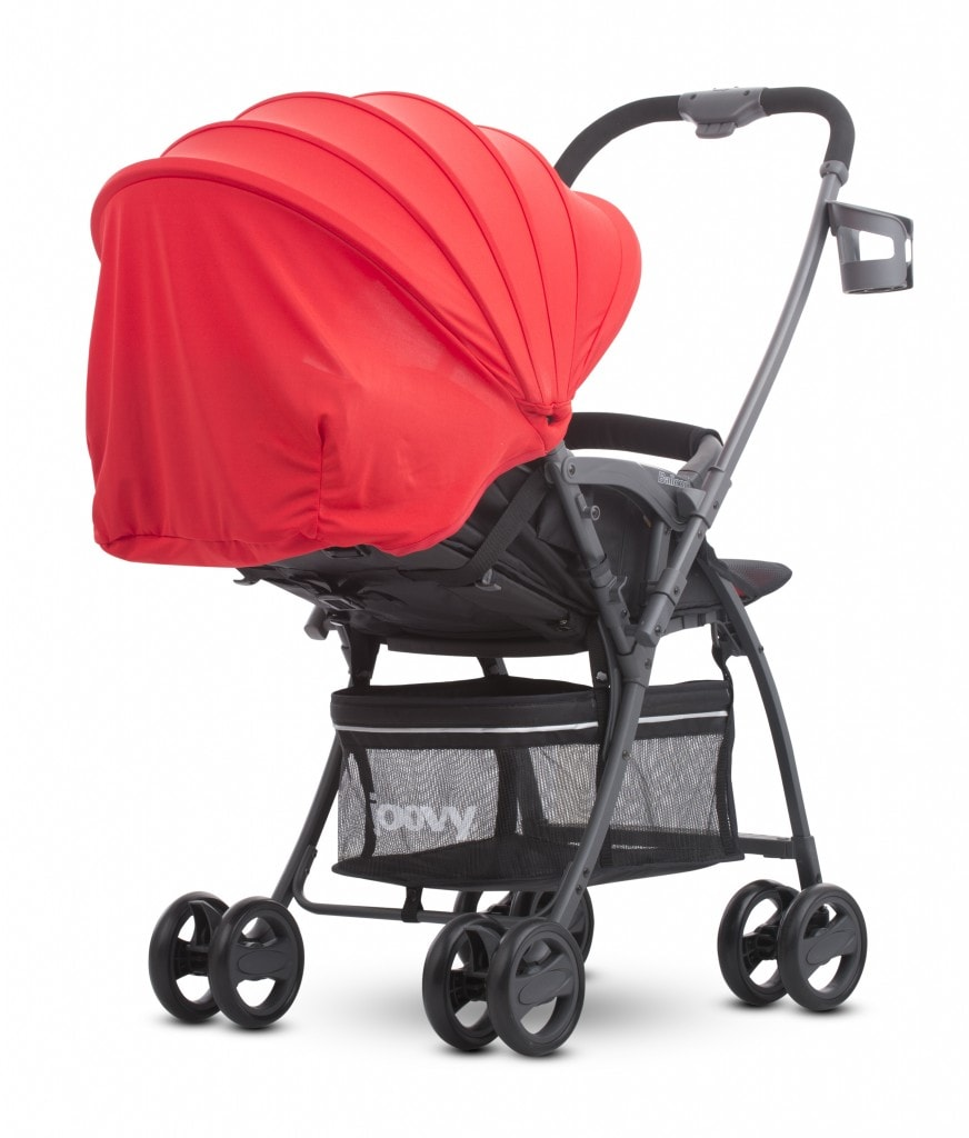 joovy red canopy
