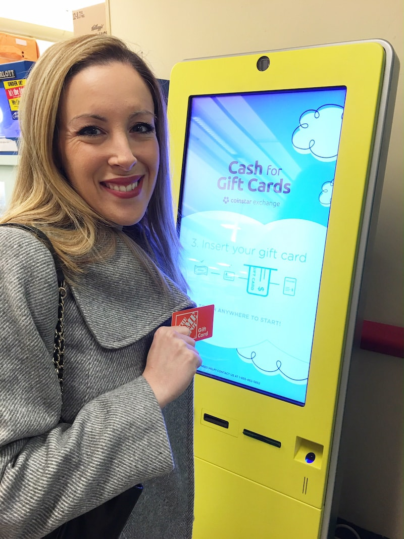 Have Unwanted Gift Cards Trade Them For Cash With Coinstar Exchange