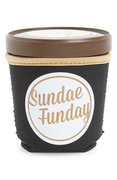 Design Ideas 'Sundae Funday' Ice Cream Pint Huggy