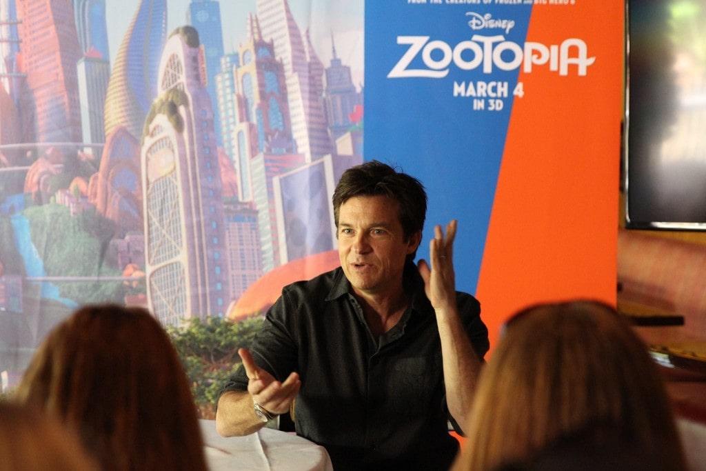 Jason Bateman Zootopia Exclusive Interview