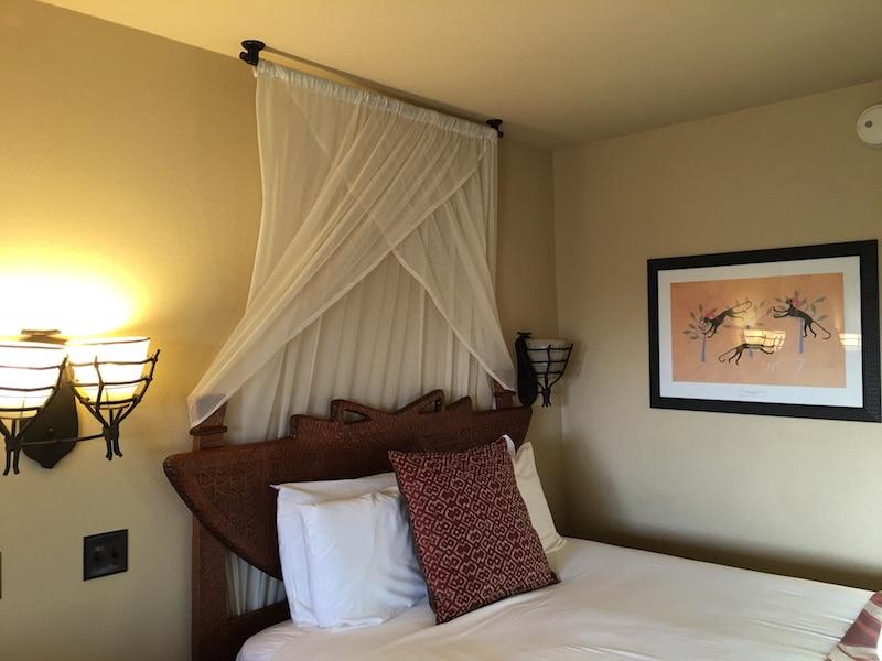 Animal Kingdom Lodge Hotel Room Photos