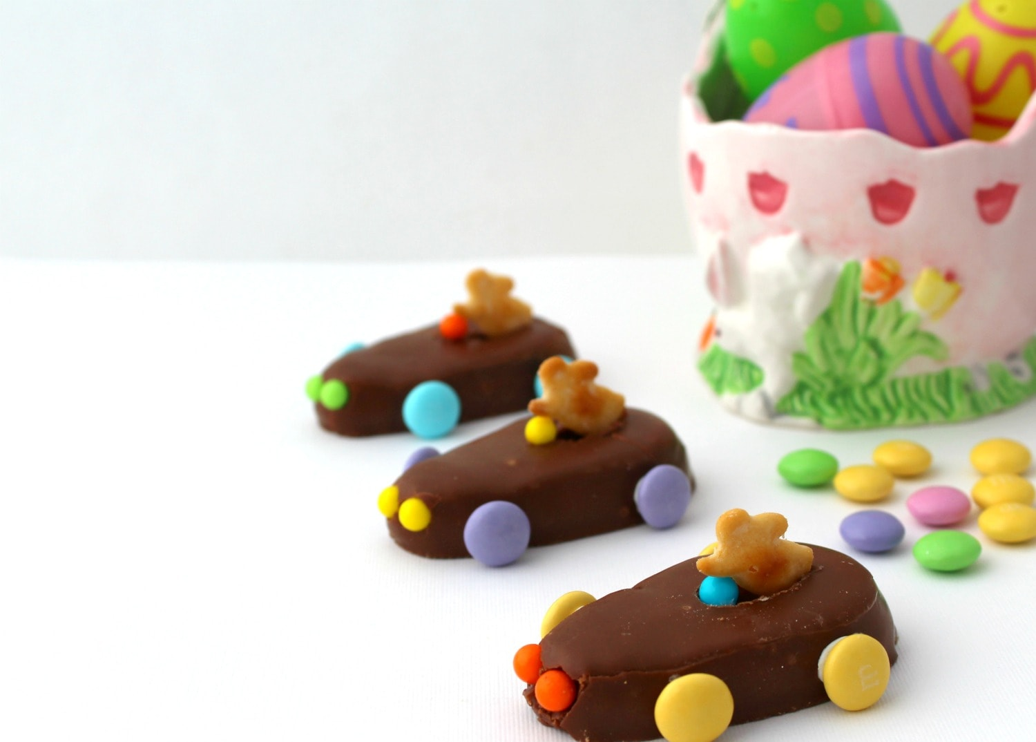 Easter Bunny Racers Recipe
