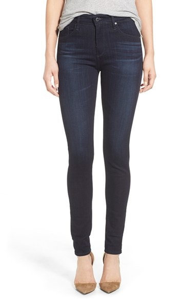 Women's AG 'The Farrah' High Rise Skinny Jeans