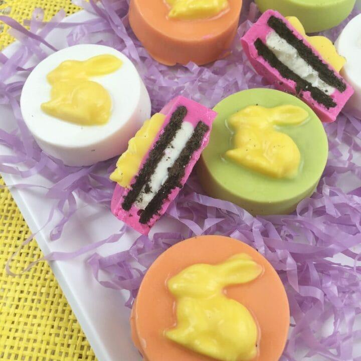 Bunny Oreos Treats: Fun DIY Recipe For Kids On Easter